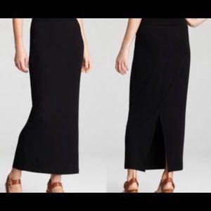Eileen Fisher Wool Maxi Skirt